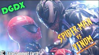Spider-Man VS Venom Stop Motion! (Venom Action Figure Giveaway!) *HD*