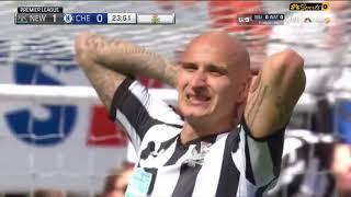 Newcastle 3-0 Chelsea highlights goals