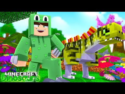 SO MANY NEW DINOSAURS! - Minecraft Dinosaurs w/ Little Lizard
