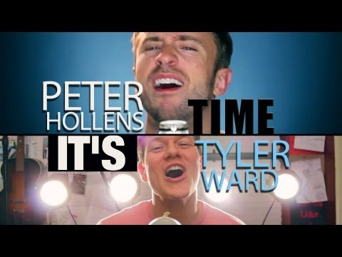 Imagine Dragons - It&#039;s Time - (Peter Hollens &amp; Tyler Ward Cover)
