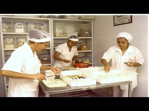 Como Montar e Operar uma Pequena Fábrica de Chocolates - Instalações