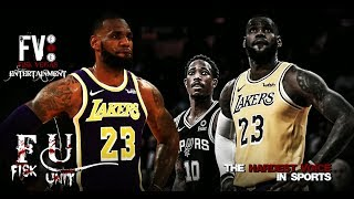 Lakers vs Spurs Reaction: Lakers folded down the stretch smh SIGN CARMELO!!!