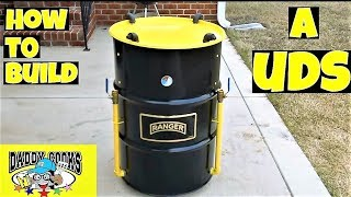 download lagu Building My First Ugly Drum Smoker Uds; From Beginning gratis