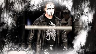 2014: Sting 1st & New WWE Theme Song - (Unknown Title) [RECORDING] ᴴᴰ