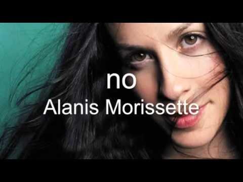 Alanis Morissette - No