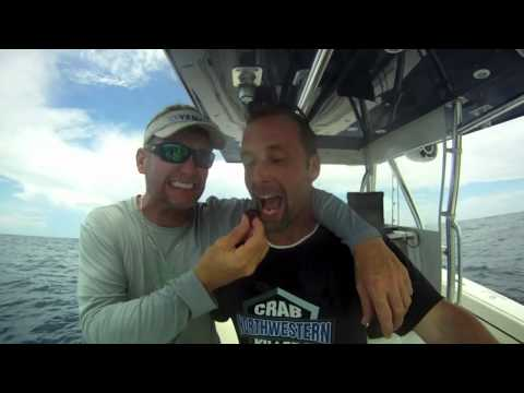 Fishing w/ Edgar Hansen in the Gulf of Mexico