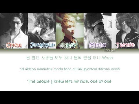 SHINee - Lucifer (Color Coded Han|Rom|Eng Lyrics)