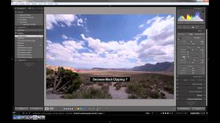 Lightroom 3 Tutorial - Editing a RAW file