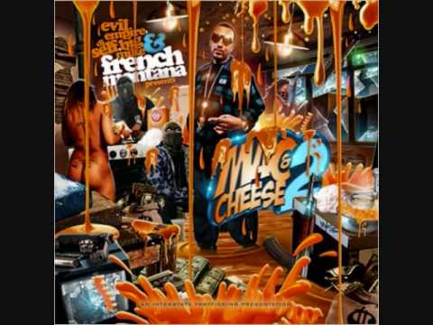 French Montana - GO HARD - Mac & Cheese 2