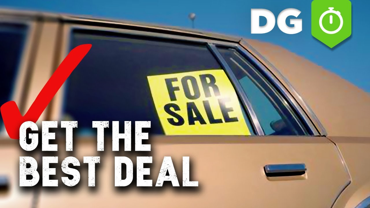 8 Steps To Get The Best Deal On A Used Car (Private Sale) $3000-$6000