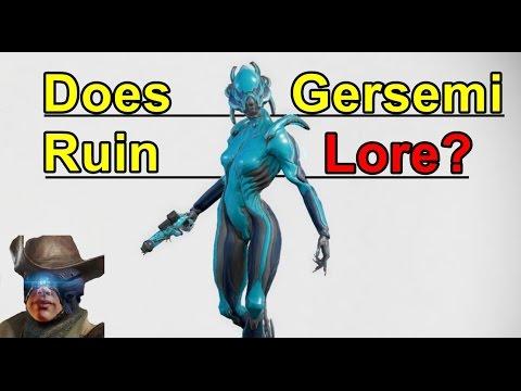 The Gersemi Skin Does Not Ruin Valkyr Lore  (Warframe)