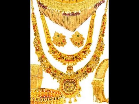 Fashion & Wedding - Gold - Diamond Jewellery Collection - 01