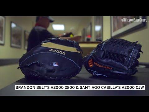 Giants: Wilson Glove Day 2015