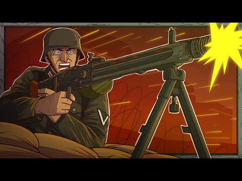 Play this video D-Day From the German Perspective  Animated History