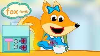 Fox Family and Friends new funny cartoon for kids full episode #660