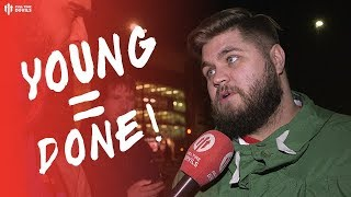 """""""ASHLEY YOUNG IS DONE!"""" Man Utd 0 - 1 Barcelona 