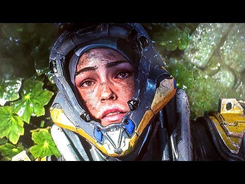 ANTHEM - Official Cinematic Trailer (E3 2018)