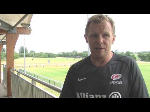 Saracens signings can push us on - McCall