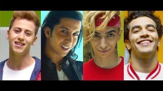 BoyBand ft. Dyler - Habib Nafsi (I Love Me) Exclusive Music Clip | بوي باند و دايلر - حابب نفسي