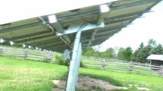 Solar Power, 10 kW Ground Mount