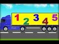 Мультики про машинки Учим цифры Учимся считать до 10 Развивающий мультфильм для детей mp3