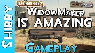 TF2 - MvM WIDOWMAKER IS AMAZING - Mann vs Machine Engineer Gameplay Commentary Tip