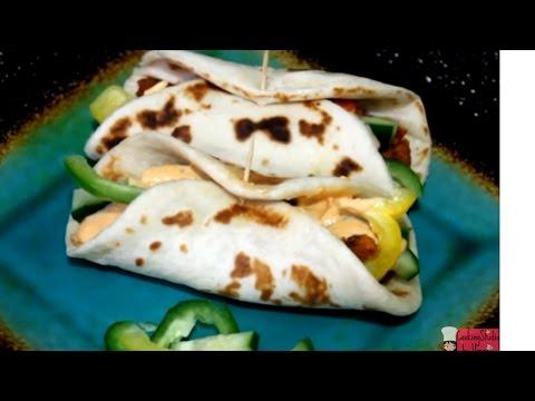 How To Make Chicken Shawarma/চিকেন শর্মা -Bangladeshi Style Shawarma