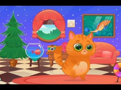 Мультики для Детей. 😺Котик Бубу и Друзья спасают Новый Год🎄 Новогодние мультики - Дедушка Мороз