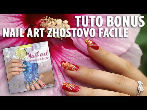Zhostovo Nail Art Youtube 51