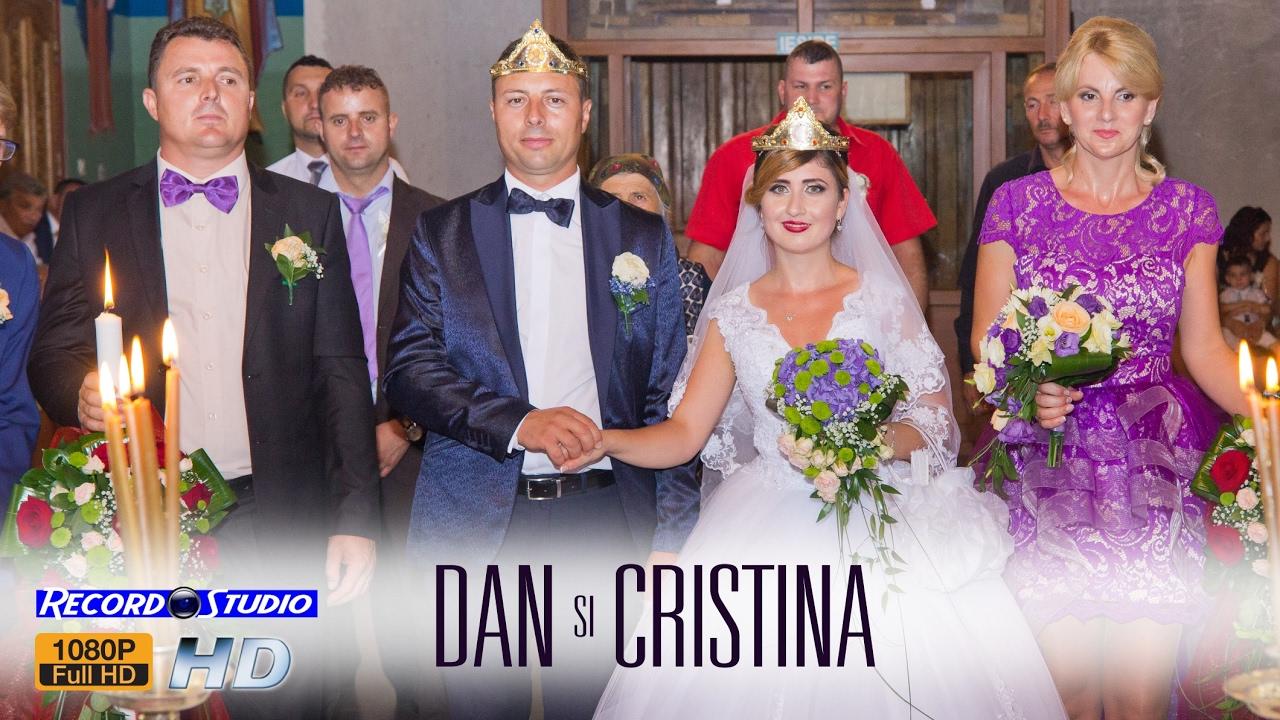 Clip Nunta Dan si Cristina | Rovinari 21-08-2016 [ RECORD STUDIO ]