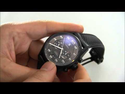 TAG Heuer Carrera Calibre 36 Racing Chronograph Watch Review