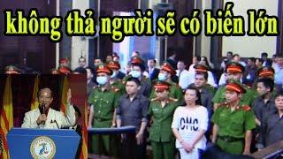 TT Đào Minh Quân công bố đưa quân về VN cứu 15 tù nhân mà ĐCS xem là khủng bổ tại sân bay TSN