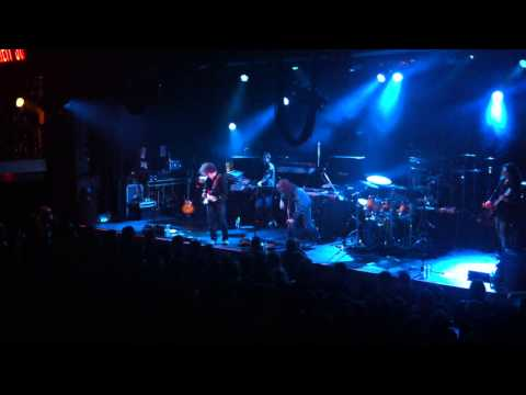 Anathema - Deep - 25.11.2012 - Hamburg Große Freiheit 36 The first song of their epic concert in Hamburg.