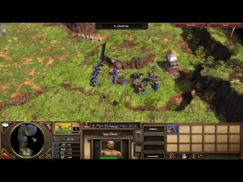 Age of Empires 3 Asian Dynasties - China - Mission 3 - Lost Ships