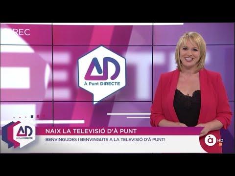 Carolina Ferre regresa a la televisión pública valenciana: así ha sido su estreno en À Punt