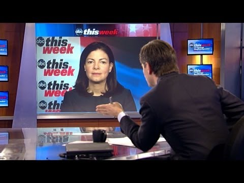 Sen. Kelly Ayotte During 'This Week' Interview Discusses 'Grand Bargain'