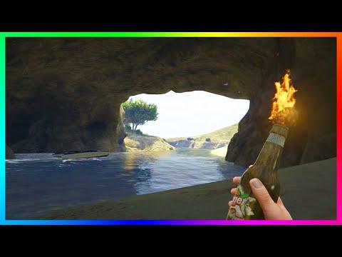 GTA Online - BEST Hidden Locations & SECRET Hiding Spots You Might Not Know About! (GTA 5)