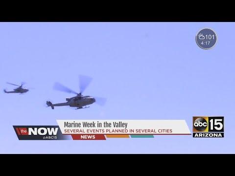 Marine Week in Phoenix