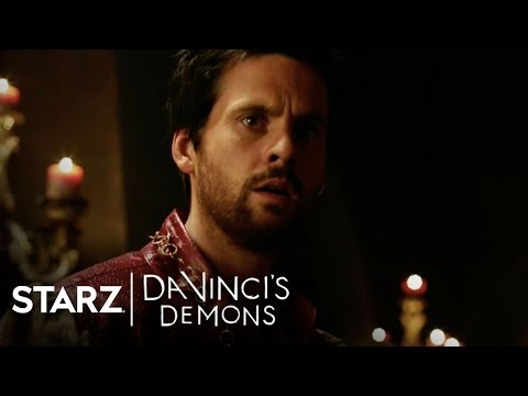 Da Vinci's Demons Trailer