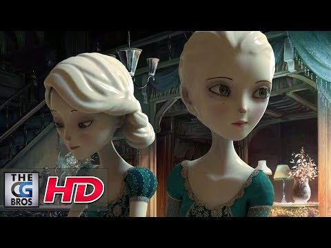 "CGI 3D Animated Short HD: ""Waltz Duet"" - by Team Valse à Quatre Mains"