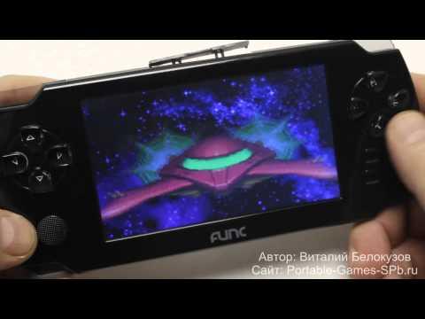 Игры На Андроид Приставку Func Spider-01