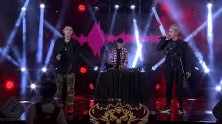 [Live Performance] Ngẩng Cao Đầu -  Nhóm Nhạc ... (Đạt G, B Ray, Masew)