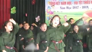 Trường mầm non xi măng Bỉm Sơn - Cùng nhau làm chiến sỹ