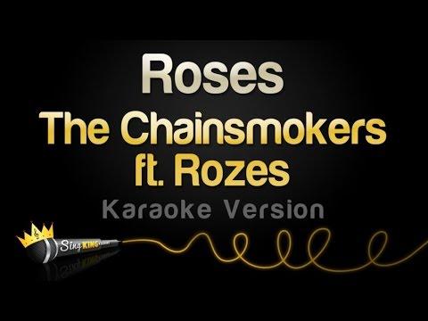 The Chainsmokers ft. Rozes - Roses (Karaoke Version)