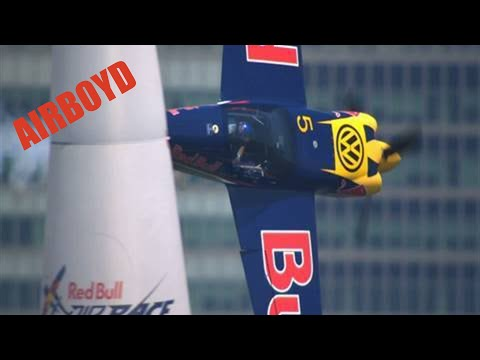 Red Bull Air Race Qualifying New York