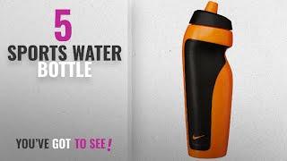 Top 10 Sports Water Bottle [2018]: Nike Sport Water Bottle