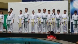 Tinagan school of matial arts kata