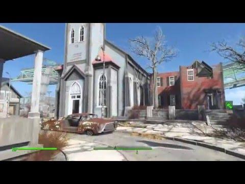 PS4【Fallout 4 Jamaica Plain】 ジャマイカ・プレインの改装