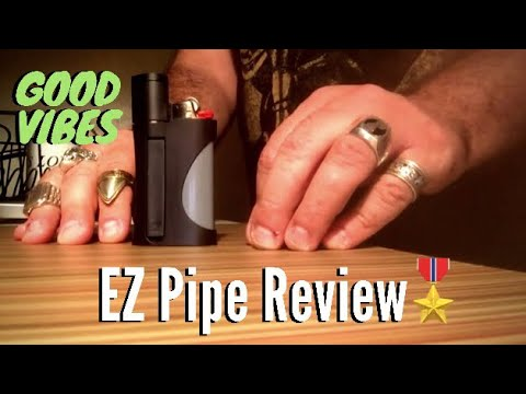 EZ Pipe - Discreet Smoking Device Review