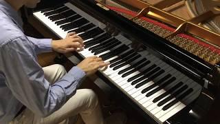 イタリア協奏曲 第1楽章(バッハ)Italian Concerto 1. (Bach)